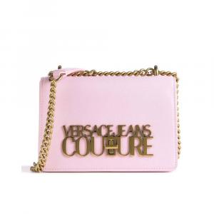 Versace Jeans Couture Borsa Tracolla Piccola Rosa pastello da Donna