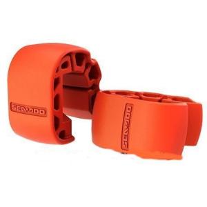 Parabordi ad aggancio rapido arancione  - SeaDoo