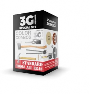 STANDARD TOOLS ALL ERAS COMBO 3G