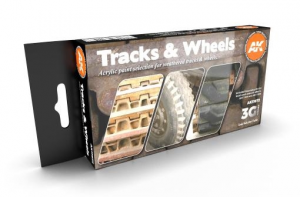 TRACKS AND WHEELS