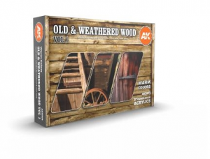 OLD & WEATHERED WOOD VOL1