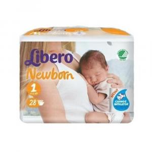 Pannolini Newborn 1 2-5 kg - 28 pz