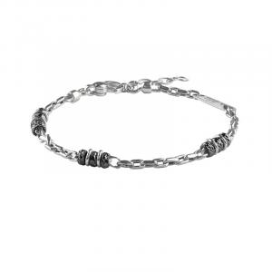 Bliss - BRACCIALE IN ARGENTO, collezione Silver Stone, 20084237