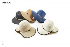 Cappello da sole con tesa asimmetrica. Cappelli donna vendita online