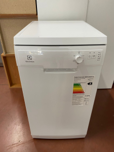 Dishwasher Electroluxxmod Esf9423lm 45 Cm With Double Trolley + 6 Months Warranty