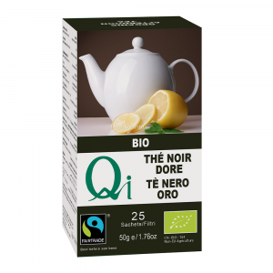 Tè Nero Oro QI 50g
