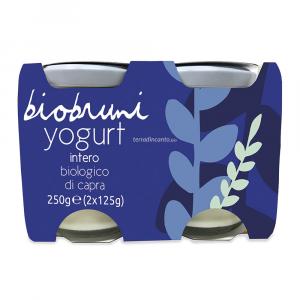 Yogurt di latte di capra Biobruni