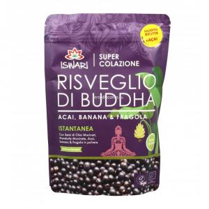 Risveglio di buddha açai banana e fragola Iswari