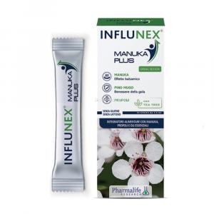INFLUNEX MANUKA PLUS 10 STICK PHARMALIFE RESEARCH