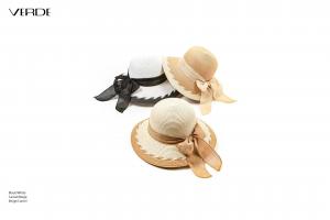 Cappello paglia donna rigido. Vendita online