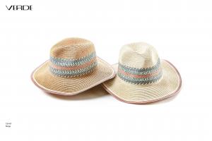 Cappello donna modello maschile. Cappelli di paglia online