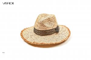 Cappello da sole modello maschile. Cappelli di paglia donna online