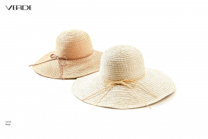 Cappello da sole tesa larga. Cappelli donna in paglia