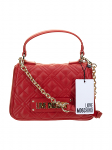 Love Moschino  Borsa Mini a Mano Rossa