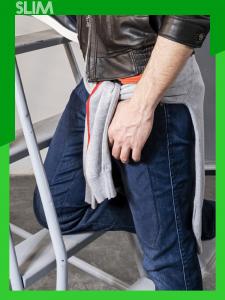 Jeans uomo  toppa alcantara JECKERSON MOD.A9139