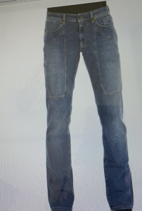 Jeans uomo JECKERSON ART.D736