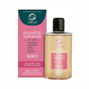 DoBrasil, Shampoo capelli stressati 200ml