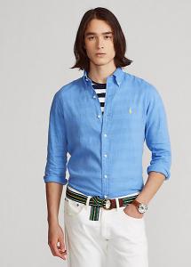 Camicia uomo lino Polo Ralph Lauren ART.829444