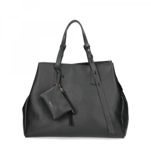 Loristella borsa Ashley 2440 pelle nera