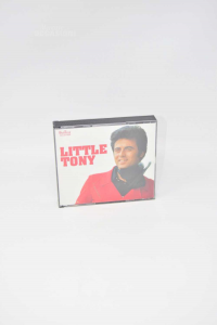 Cd Little Tony - Flashback Collection - 3 Cd 2006