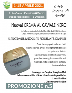 Crema Viso Caviale&Perla 50ml