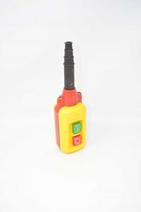 Remote Control Per Sollevamento Ter Yellow 500v