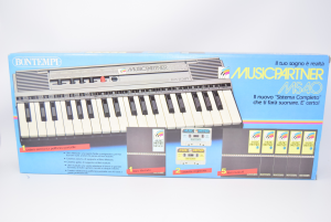 Tastiera Pianola Bontempi Musicparten MS40 NUOVA