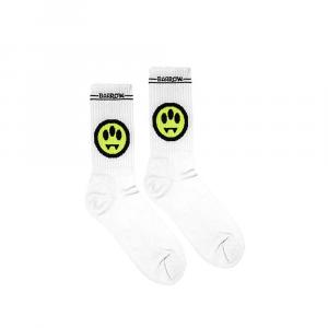BARROW Socks Logo White - PRODOTTO ESCLUSO DA PROMOZIONI