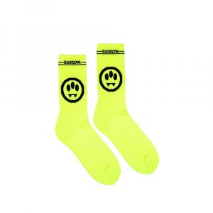 BARROW Socks Logo Yellow - PRODOTTO ESCLUSO DA PROMOZIONI