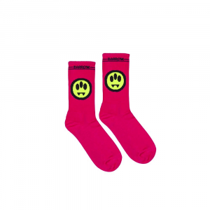 BARROW Socks Logo Fucsia