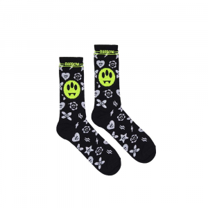 BARROW Socks Monogram