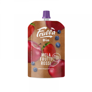 Frullà Bio Mela Frutti Rossi