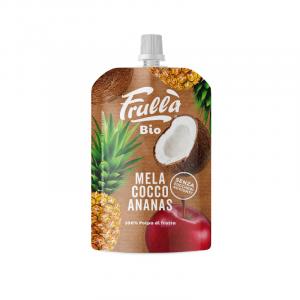 Frullà Bio Mela Cocco Ananas