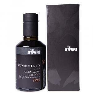 Condimento a base di Olio Extravergine di Oliva e Pepe