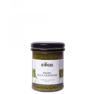 Pesto alla genovese con basilico genovese DOP 180 g