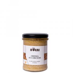 Crema ai carciofi 180 g