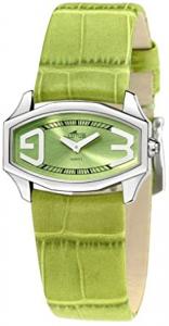 Orologio donna Lotus solo tempo con cinturino in pelle verde 15401/4