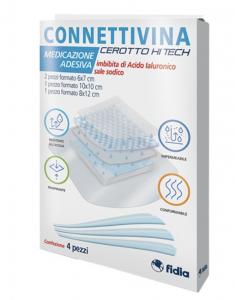 Connettivina Cerotto Hitech 4 Misure Miste