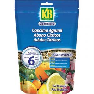 CONCIME GRANULARE OSMOCOTE AGRUMI KB gr 0.750