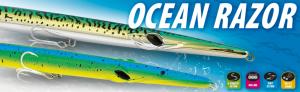 ARTIFICIALE RAPTURE OCEAN RAZOR 180