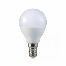 LAMPADINA A GOCCIA LUCE NATURALE LED 7W=45W