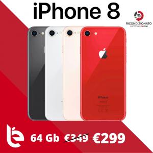 Apple iPhone 8 64GB - Ricondizionato