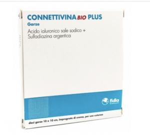 Connettivina Bio Plus Garza 10 Pezzi