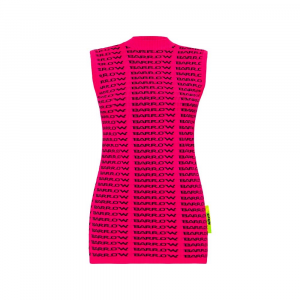 BARROW Dress Knitted Fucsia