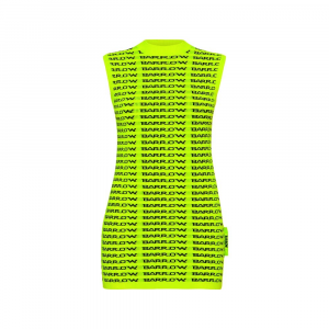BARROW Dress Knitted Yellow