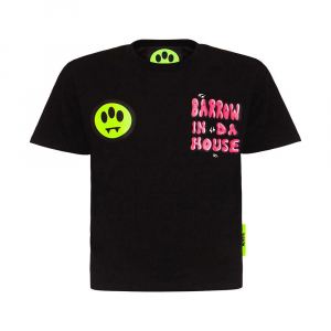 BARROW Tee In Da House Black