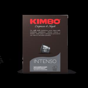 100 CAPSULE NESPRESSO KIMBO INTENSO