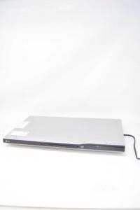 Lettore DVD LG Grigio Modello DVX172 Con Telecomando