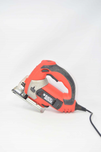 Seghetto Alternativo Black & Decker Modello KS999E Arancione