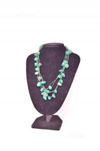 Jewel Necklace Giada 28 Cm